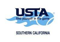 United States Tennis Association SOUTHERN CALIFORNIA logo